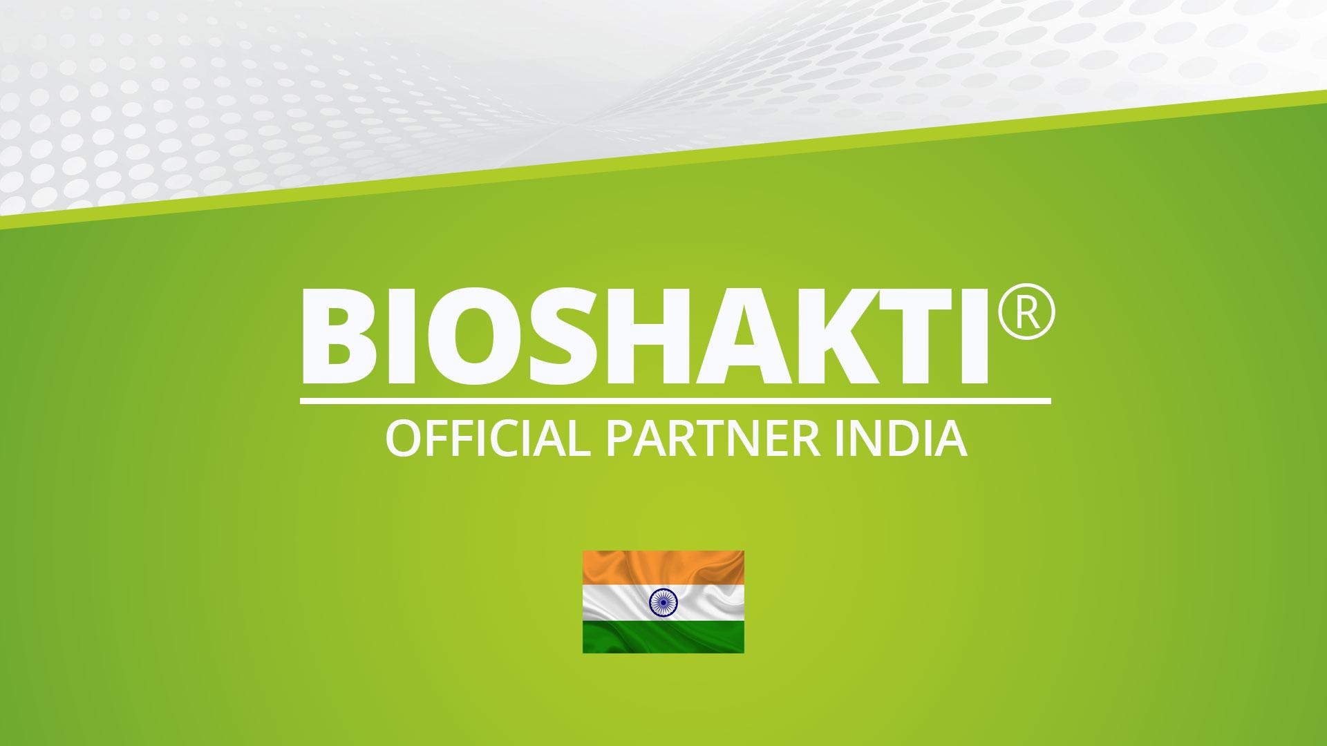 , BioShakti – Official Partner India