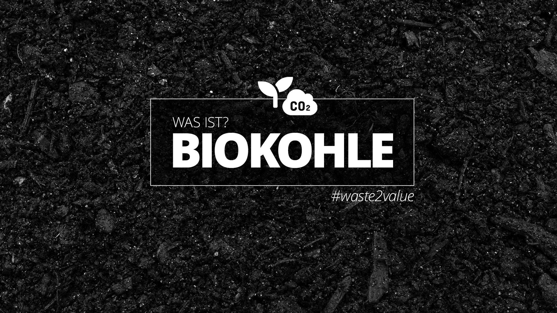 Pflanzenkohle und Biokohle