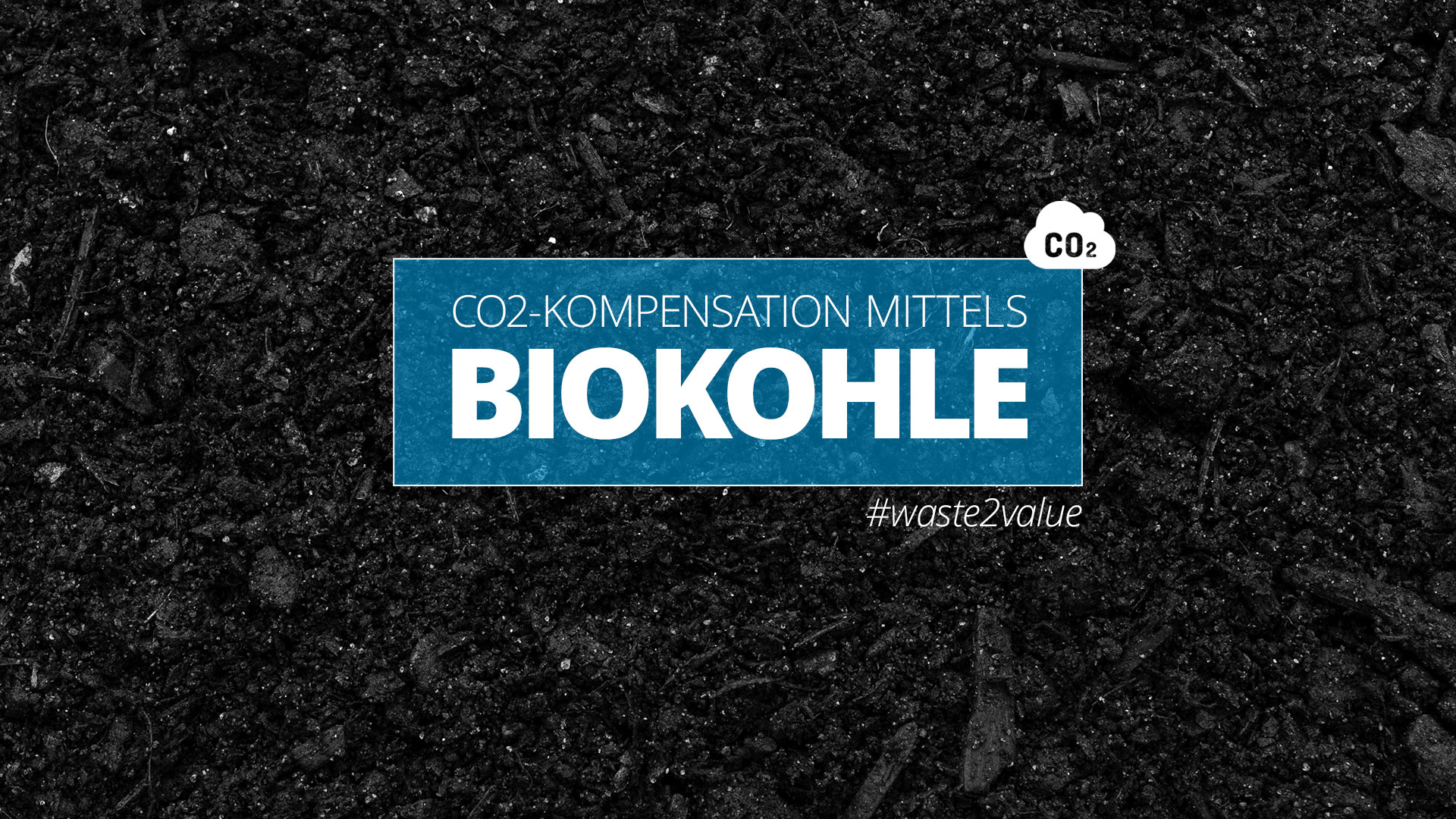 Biokohle und Pflanzenkohle zur CO2 Senke